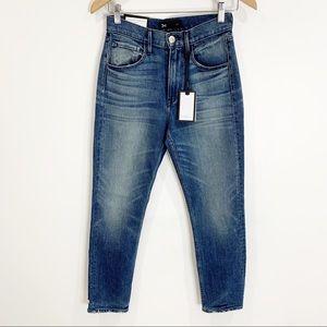 3x1 high rise jeans Sz 25 NWT